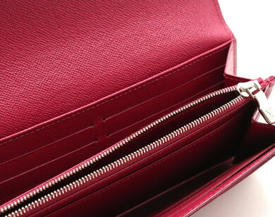 【財布】LOUISVUITTONルイヴィトンエピポルトフォイユサラ2つ折長財布レザーフューシャM60580【中古】【s】