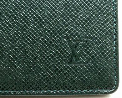 LOUISVUITTONルイヴィトンタイガアジェンダポッシュ手帳カバーレザーエピセアR20405【中古】【s】