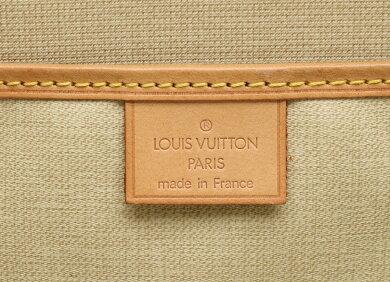 【バッグ】LOUISVUITTONルイヴィトンモノグラムエクスキュルシオンシューズケースシューズバッグハンドバッグM41450【中古】