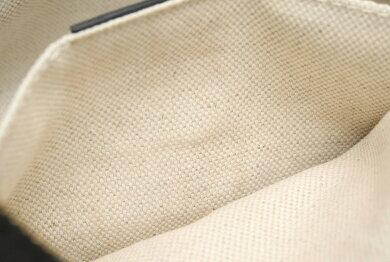 【バッグ】GUCCIグッチ刺繍デニムショルダーバッグ斜め掛けトラ虎フラワー花レザーブラックブルーマルチカラー日本限定品456547【中古】【s】