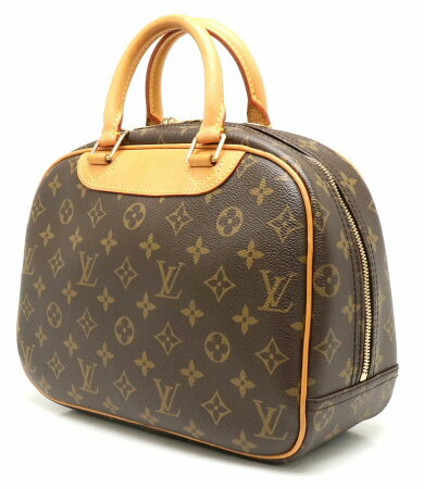 【バッグ】LOUISVUITTONルイヴィトンモノグラムトゥルーヴィルハンドバッグM42228【中古】