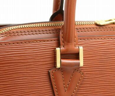 【バッグ】LOUISVUITTONルイヴィトンエピソルボンヌビジネスバッグ書類カバンレザーケニアブラウンM54513【中古】