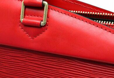 【バッグ】LOUISVUITTONルイヴィトンエピリヴィエラハンドバッグレザー赤カスティリアンレッドM48187【中古】