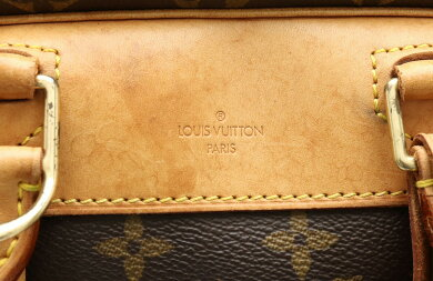 【バッグ】LOUISVUITTONルイヴィトンモノグラムボーリングヴァニティドーヴィルハンドバッグミニボストンバッグM47270【中古】