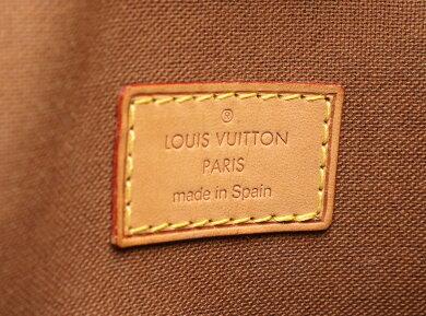 【バッグ】LOUISVUITTONルイヴィトンモノグラムポシェットガンジュボディバッグショルダーバッグM51870【中古】