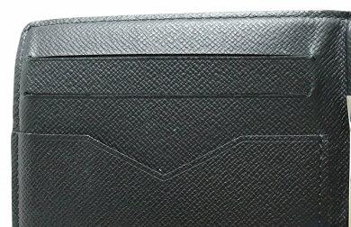 【財布】LOUISVUITTONルイヴィトンダミエグラフィットポルトフォイユパンス2つ折札入れ2つ折り財布マネークリップ付きN41623【中古】