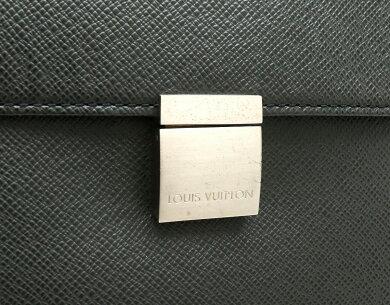 【バッグ】LOUISVUITTONルイヴィトンタイガアンガラ書類カバンビジネスバッグレザーアルドワーズ黒ブラックM30772【中古】