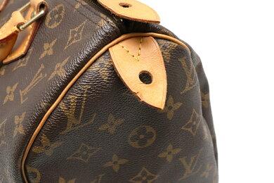 【バッグ】LOUISVUITTONルイヴィトンモノグラムスピーディ30ボストンバッグハンドバッグ旅行用カバントラベルバッグM41526【中古】