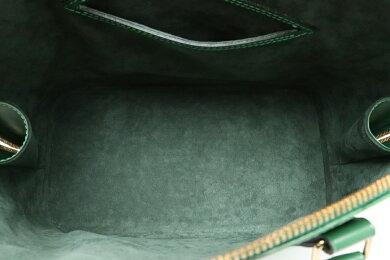 【バッグ】LOUISVUITTONルイヴィトンエピアルマハンドバッグ緑ボルネオグリーンM52144【中古】