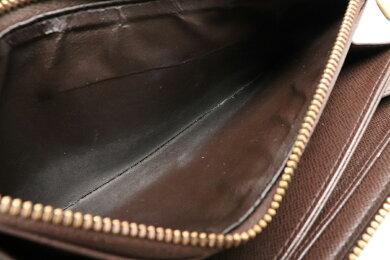 【財布】LOUISVUITTONルイヴィトンダミエジッピーウォレットラウンドファスナー長財布N60015【中古】