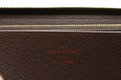 【財布】LOUISVUITTONルイヴィトンダミエジッピーウォレットラウンドファスナー長財布N41661【中古】