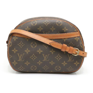 【バッグ】LOUISVUITTONルイヴィトンモノグラムブロワショルダーバッグ斜め掛けショルダーM51221【中古】
