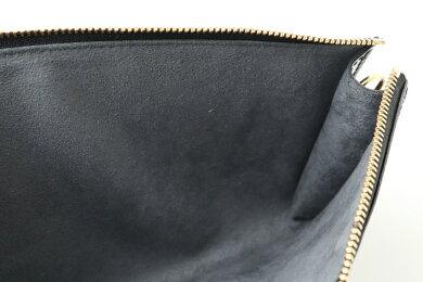 【バッグ】LOUISVUITTONルイヴィトンエピポシェットアクセソワールアクセサリーポーチハンドバッグレザーノワール黒ブラックM52942【中古】