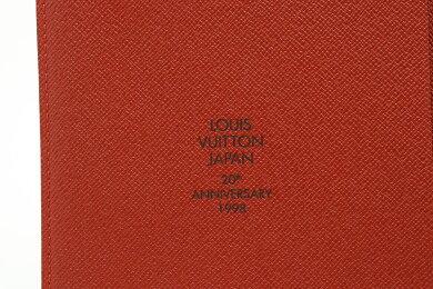 【バッグ】LOUISVUITTONルイヴィトンダミエCDケースCDホルダー小物入れルイヴィトン・ジャパン20周年限定N62935【中古】