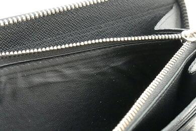 【財布】LOUISVUITTONルイヴィトンエピジッピーオーガナイザーラウンドファスナー長財布ノワールブラック黒M60665【中古】