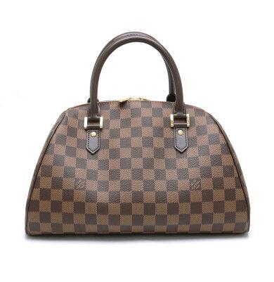 【バッグ】LOUISVUITTONルイヴィトンダミエリベラMMハンドバッグミニボストンバッグN41434【中古】