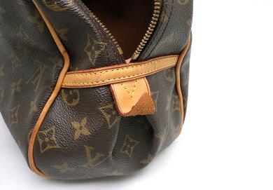 【バッグ】LOUISVUITTONルイヴィトンモノグラムモントルグイユPMハンドバッグショルダーバッグセミショルダーミニボストンM95565【中古】