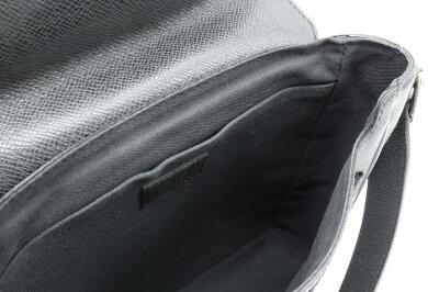 【バッグ】LOUISVUITTONルイヴィトンタイガルカショルダーバッグ斜め掛けレザーアルドワーズ黒ブラックM31192【中古】