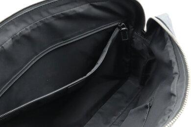 【バッグ】GUCCIグッチGGプラスGGスプリームビジネスバッグ書類カバンブリーフケースPVCレザーダークグレーブラック黒368557【中古】