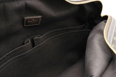 【バッグ】LOUISVUITTONルイヴィトンモノグラムミニランサックアランジュトートバッグマザーズバッグショルダーバッグ2WAYエベヌM95221【中古】