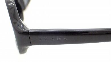【中古】PRADAプラダサングラススモークレンズ黒ブラックSPR02A【k】【Blumin楽天市場店】
