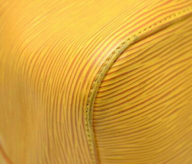【バッグ】LOUISVUITTONルイヴィトンエピプチノエ巾着ショルダーバッグセミショルダーワンショルダータッシリイエローM44109【中古】【k】【Blumin楽天市場店】
