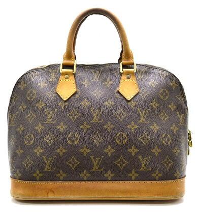 【バッグ】LOUISVUITTONルイヴィトンモノグラムアルマハンドバッグM51130【中古】【k】【Blumin楽天市場店】