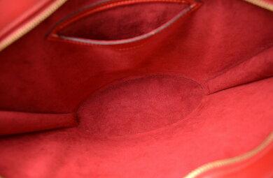 【バッグ】LOUISVUITTONルイヴィトンエピサンジャックポワニエロングトートバッグショルダーバッグレザーカスティリアンレッド赤M52337【中古】【k】【Blumin楽天市場店】