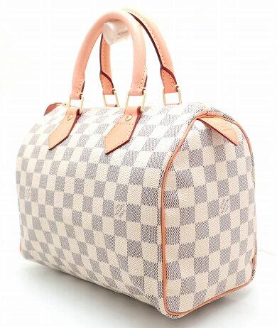 【バッグ】LOUISVUITTONルイヴィトンダミエアズールスピーディ25ハンドバッグミニボストンバッグN41534【中古】【k】【Blumin楽天市場店】
