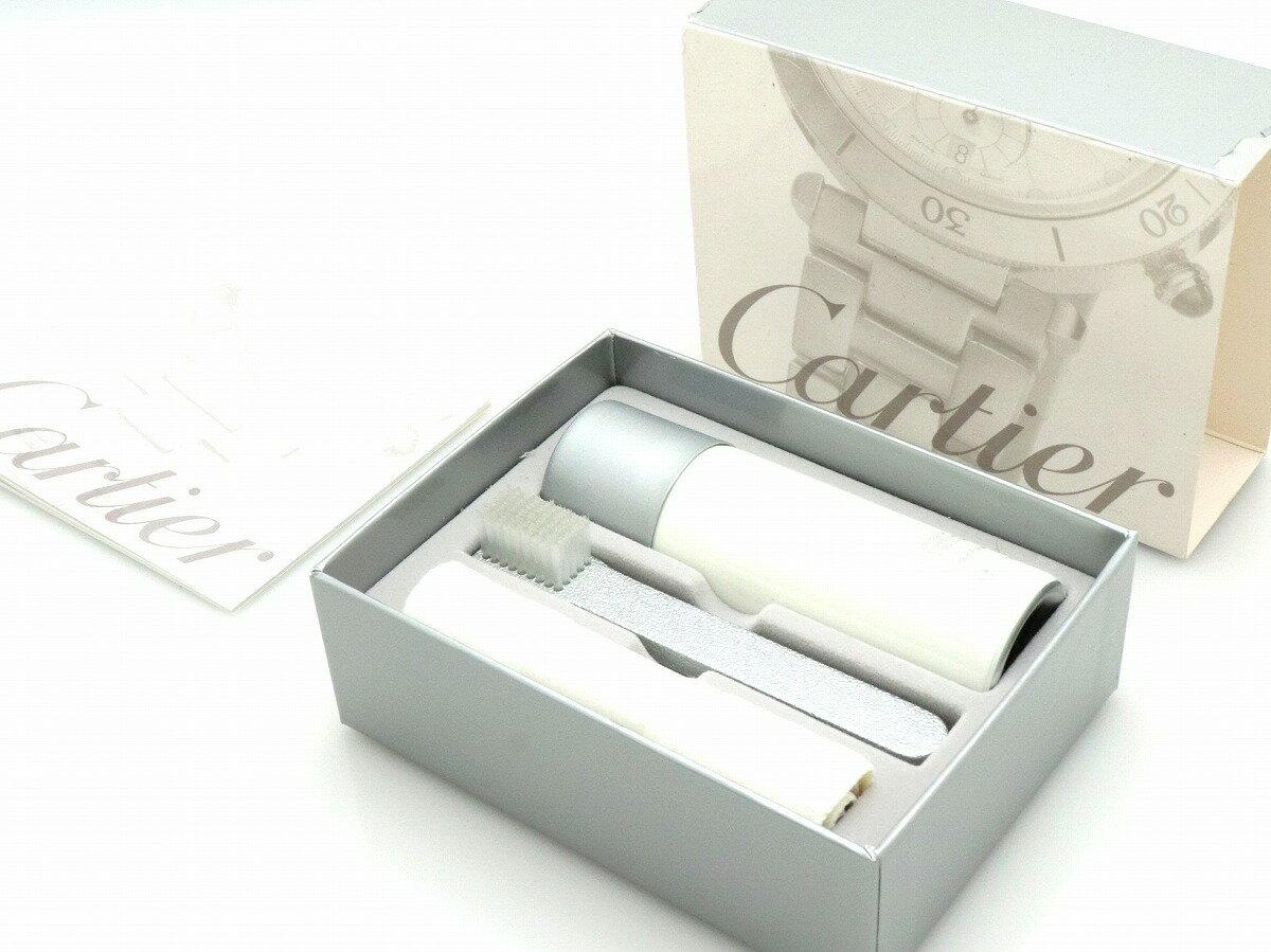 【未使用品】【ジュエリー】Cartier カルティエ ジュエリー用 コフレ エクラ クリーナー クリーニングジェル 容量50ml 【中古】【k】
