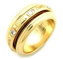【ジュエリー】【新品仕上げ済み】PIAGET ピアジェ ポセッション ポセション 7PD ダイヤモンド リング 指輪 K18YG 750…