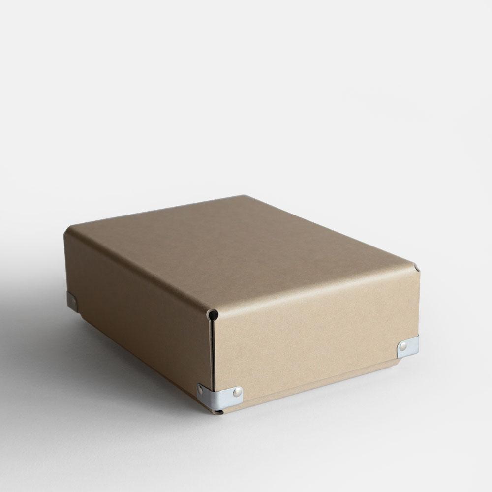 【あす楽対応】concrete craft / BENT A5(Kraft)【コンクリートクラフト/ベント/クラフトワン/craft_one/小物いれ/収納ボックス/クラフト】[113182