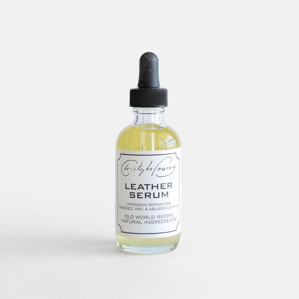 Christophe Pourny / Leather Serum【クリストフポーニー/レザーセラム/メンテナンス/革靴/ケア】[112565