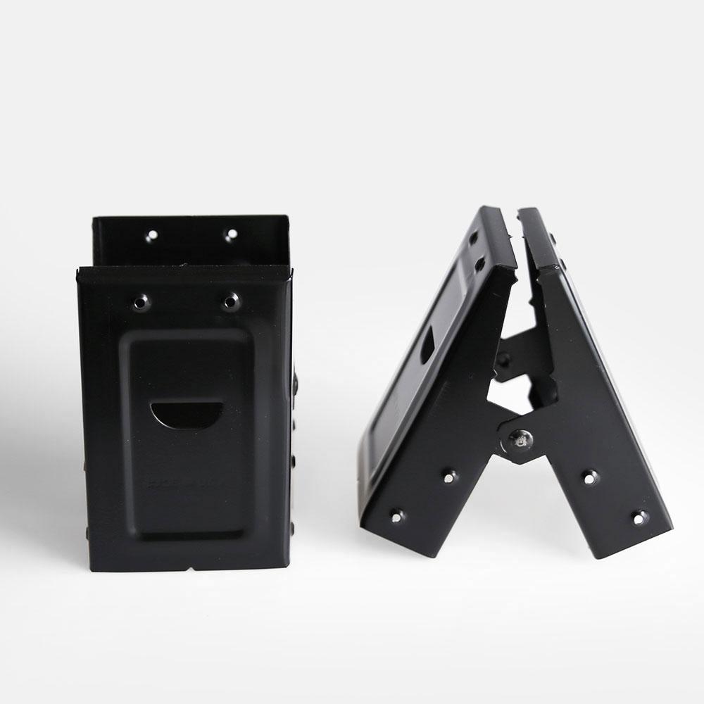 Medium Duty Sawhorse Bracket【ミディアムディーティーソーホースブラケット/DIY/ツーバイ用材/2×4】[113009