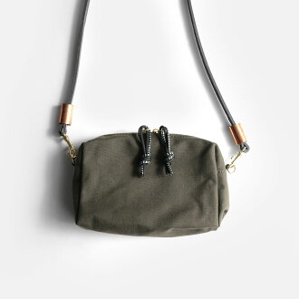 SCOUT&CATALOGUE / Yelapita Purse (Army Canvas)[112796