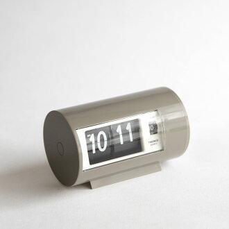Twemco/Twemco Alarm Clock #AP-28 (Gray) [112366