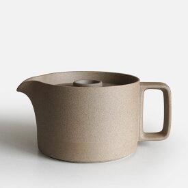 【あす楽対応】HASAMI PORCELAIN[ハサミポーセリン] / Tea Pot(Natural)/HP018【ティーポット/ナチュラル/波佐見焼】[111133