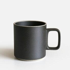 【あす楽対応】HASAMI PORCELAIN[ハサミポーセリン] マグカップ(ブラック) size:M 375ml 電子レンジ対応 HPB020 [111137
