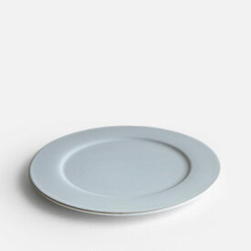 SyuRo[シュロ] / せっ器plate M(白) / SP-M-01【食器/せっき/SEKKI/プレート/White/グレイッシュ】【楽ギフ_包装】【楽ギフ_のし宛書】[114281