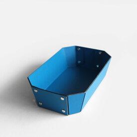 【あす楽対応】concrete craft / 8_TRAY S(Blue)[2020年限定色]【コンクリートクラフト/8トレイ/クラフトワン/craft_one/小物いれ】[114461