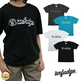 unfudge アンファッジ CLASSIC T-SHIRTS ドライ Tシャツ アウトドア スノーボード スケートボード キッズ ジュニア【ぼーだまん】