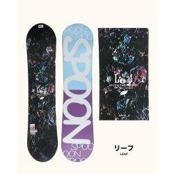 SPOONスプーンキッズスノーボード板100110120130ジュニア子供ユーススノボ【ぼーだまん】