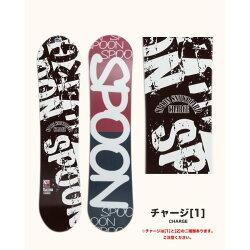 17-182018SPOONスプーンキッズスノーボード板100110120130ジュニア子供ユーススノボ【ぼーだまん】