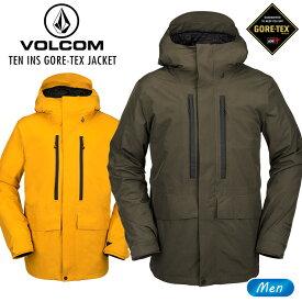 ボルコム ウェア VOLCOM 2021 20-21 TEN INS GORE-TEX JACKET テンゴアテックスジャケット スノーボード スノーウェア スノボ【ぼーだまん】