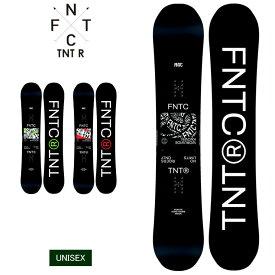 早期予約 FNTC TNT R 21-22 2022 スノーボード 板 メンズ【ぼーだまん】