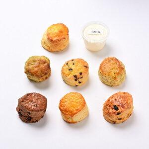 送料無料 スコーン6個+塩バターホイップつき お試し おすすめ 焼き菓子 スコーン ギフト プレゼント 手土産