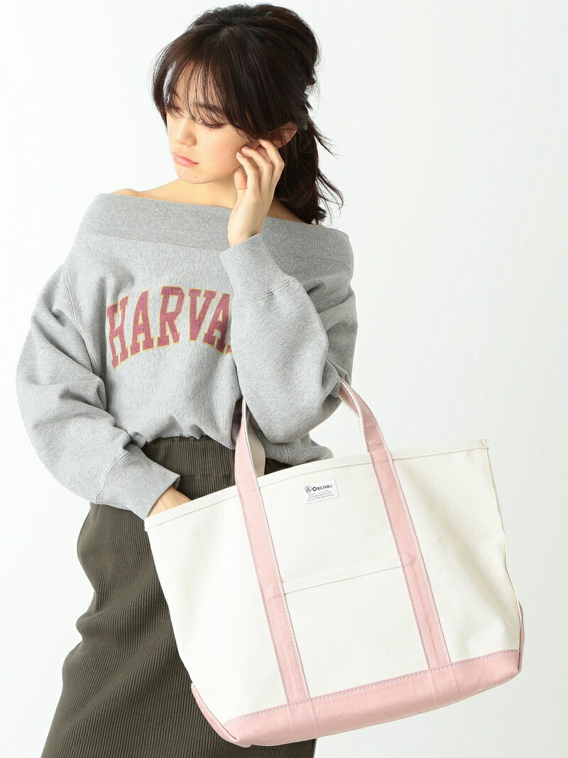 B:MING by BEAMS 【予約】 ORCIVAL × ビーミング by ビームス / 別注トートバッグL 18SS-R BEAMS ビームス ビーミング ライフストア バイ ビームス【先行予約】*【送料無料】