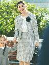 [Rakuten Fashion]B:MING by BEAMS / ジャケット × ワンピース セットアップ 20MO ビームス 入学式 卒業式 セレモニ…