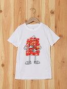 [RakutenBRANDAVENUE]NIKE/YTHスニーカースプリーTシャツ(130~150cm)BEAMSナイキTEEB:MINGbyBEAMSビーミングライフストアバイビームスカットソー