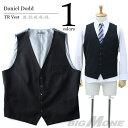 【送料無料】【大きいサイズ】【メンズ】DANIEL DODD TRベスト【春夏新作】azvst-1705